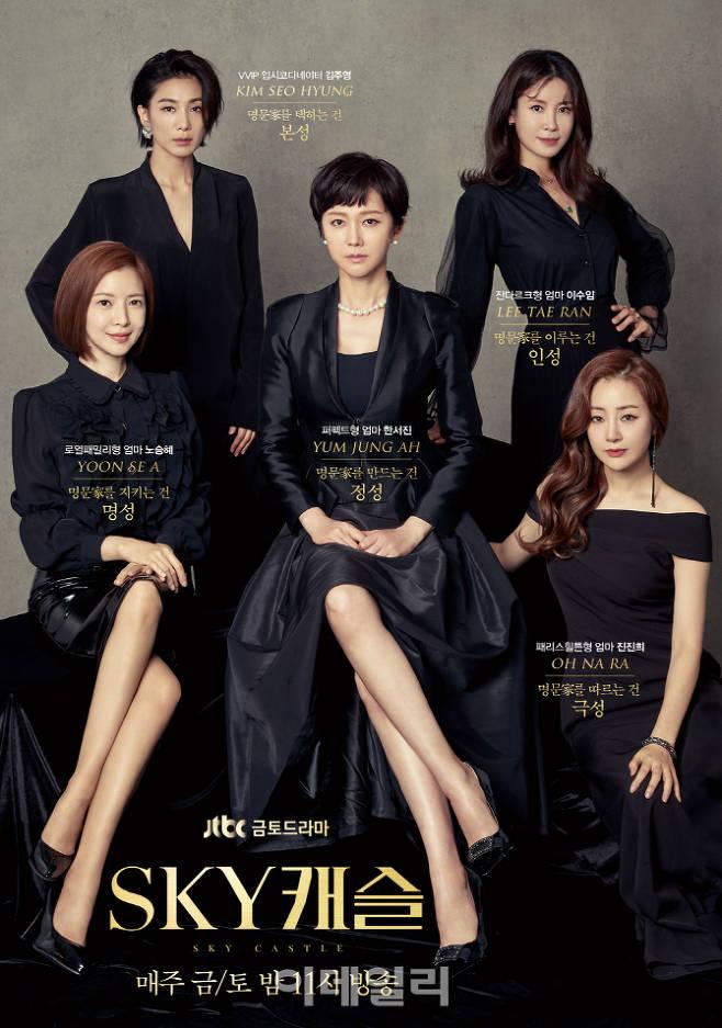 ドラマ「SKYキャッスル」のシンドローム…韓国社会問題が露わに