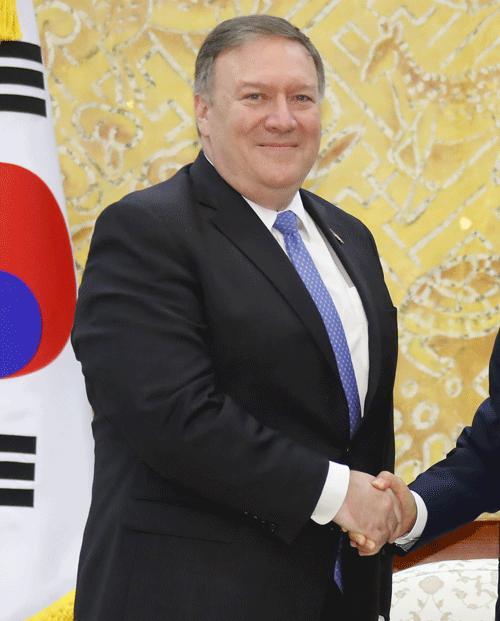 北朝鮮のポンペオ氏猛非難…米、「大きな欠礼 今後の交渉に悪影響」