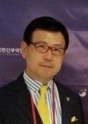在日本九州韓国人連合会の金顕泰会長