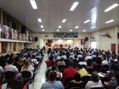 04/09/2017 – Abertura do Lançamento da Etapa Estadual Mato Grosso do Sul da Conferência Nacional Popular de Educação