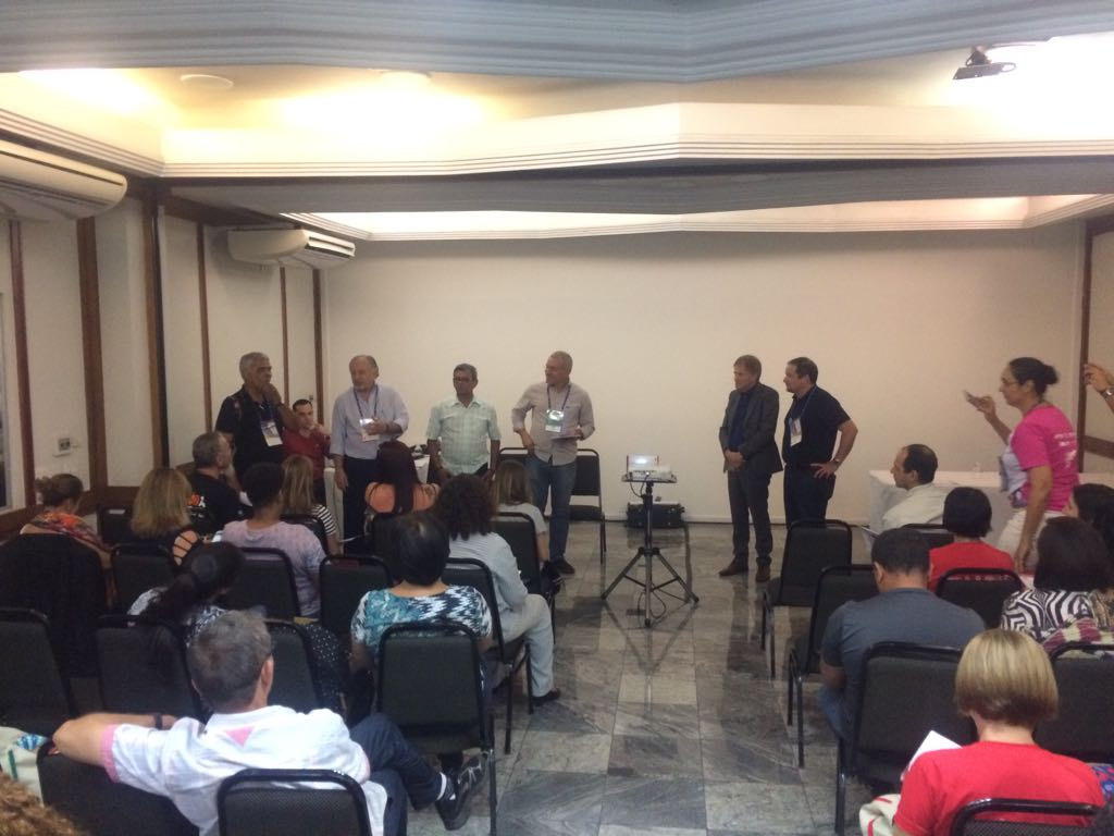 [BH] FNPE reúne mais de 35 representantes em Belo Horizonte com balanço positivo da CONAPE