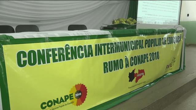[PB] Conferência intermunicipal popular de educação é realizada em Campina Grande