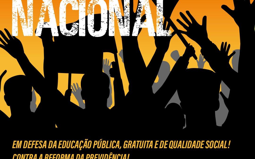 Jornada da CNTE promove atos diários rumo greve nacional da educação no dia 13 de agosto