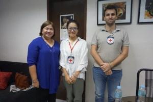 ICRC visit