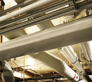 insulated piping