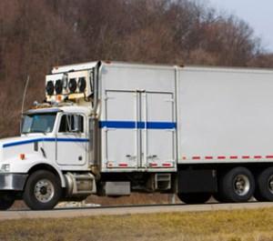 refrig truck