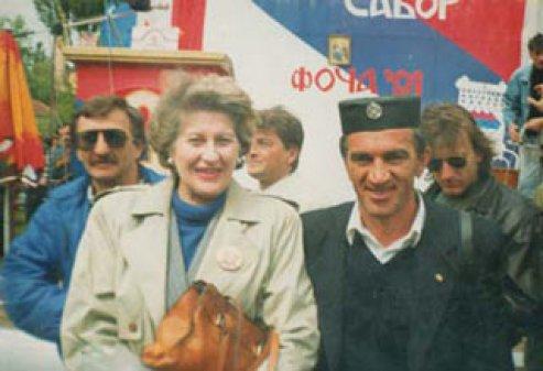 Foča 1992. - 1995. - ideolozi zla u Foči
