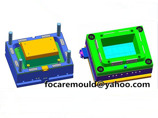 collection bin mold maker