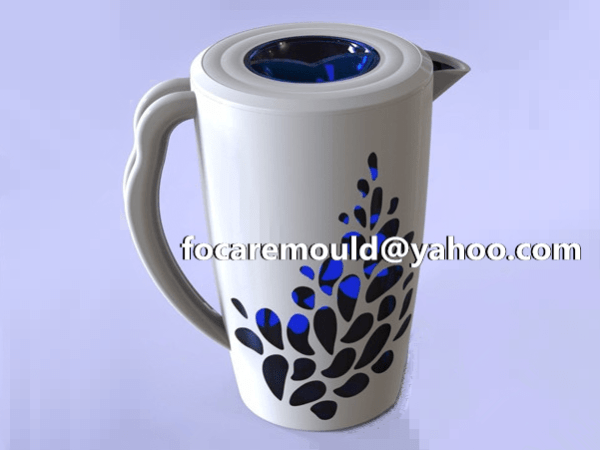 double mold water jug