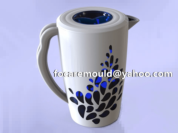 double mold water jug