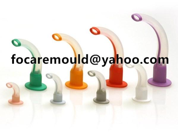 mutli material oropharyngeal guedel airway