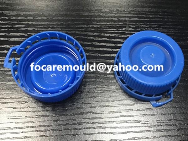 oil cap mold unscrewing