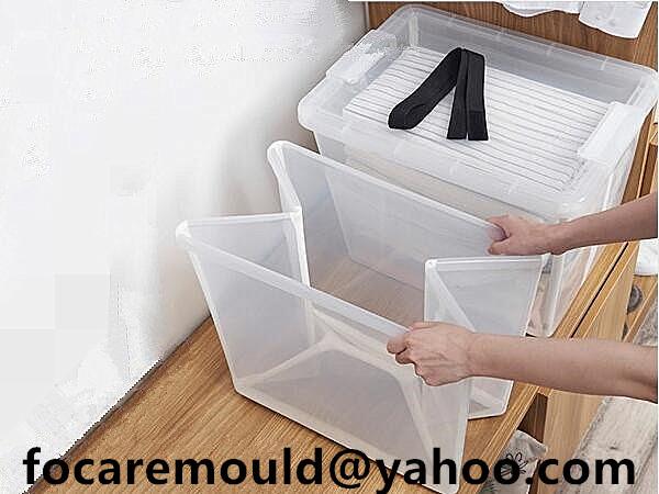 two color folding finishing box