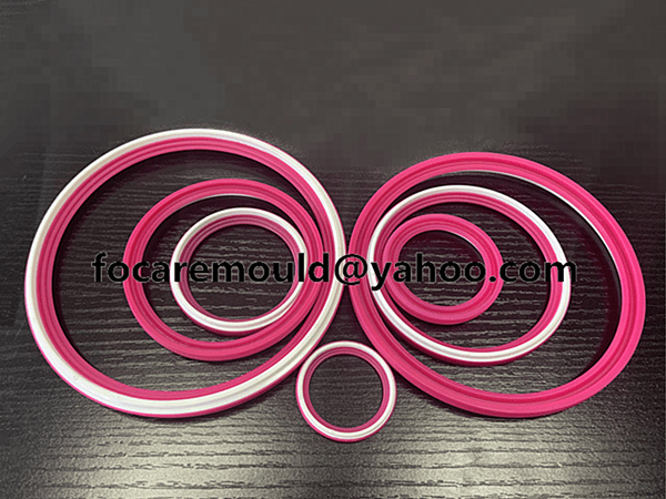 two color o'ring