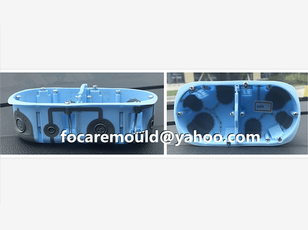 two component electric box