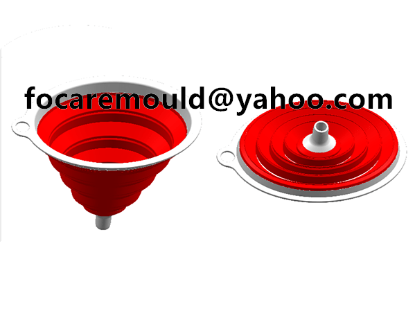 two materials fold funnel