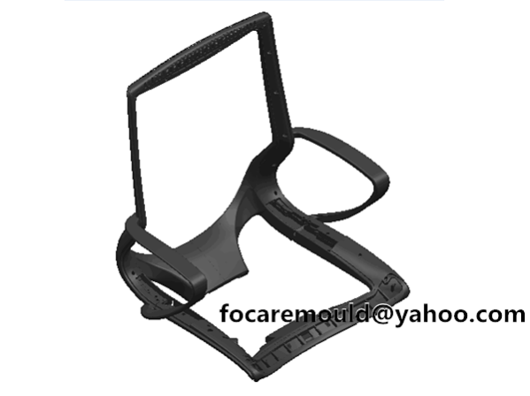 chair frame mold China