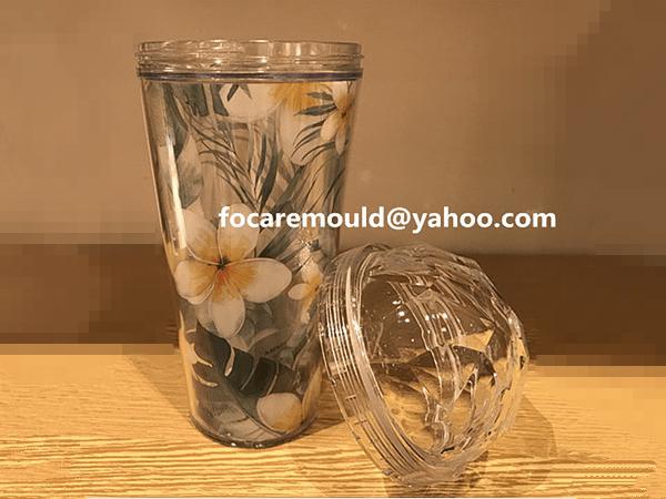 iml mold coffee mug