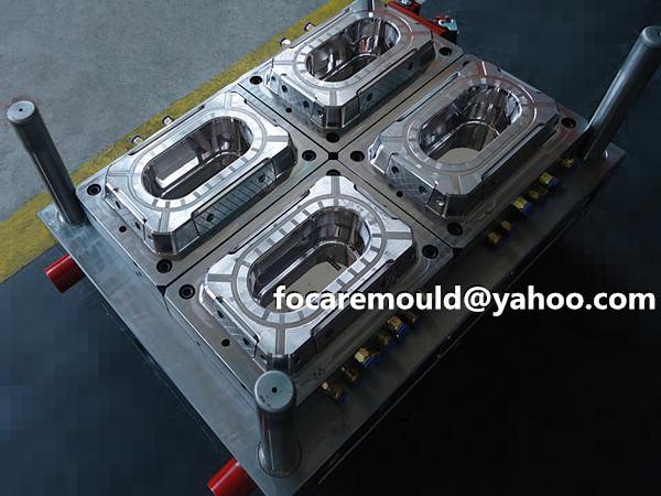 thin wall mold maker