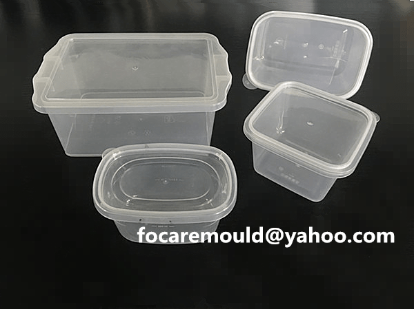 thin wall plastic lunch boxes