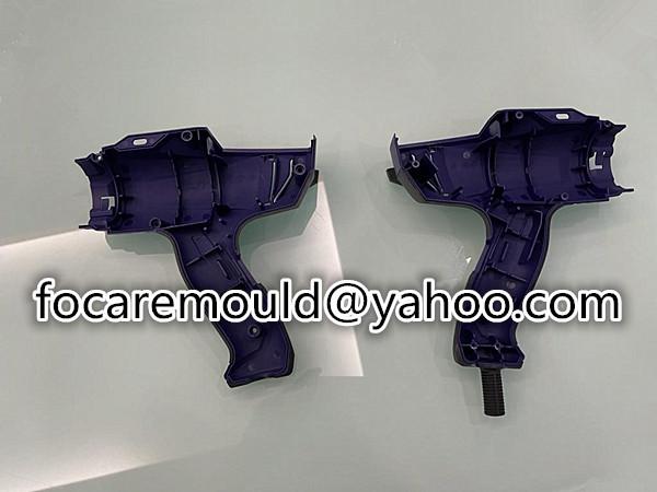 2 component hot air gun