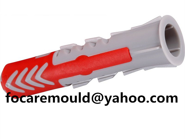 dual colour anchor plug