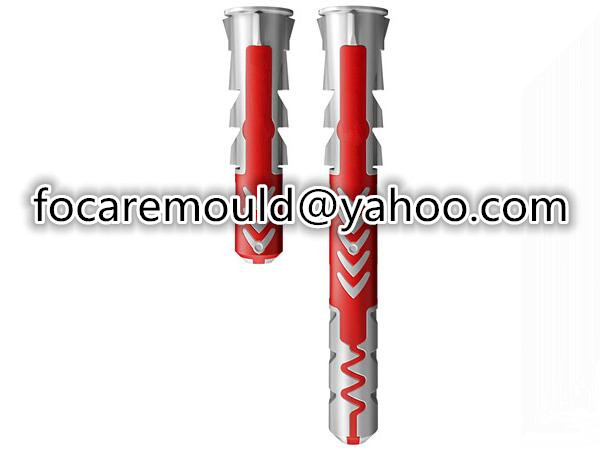 two color fixing anchor