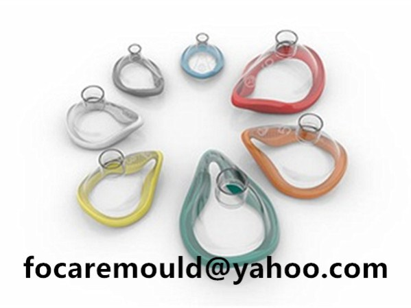 co injection anaesthetic mask