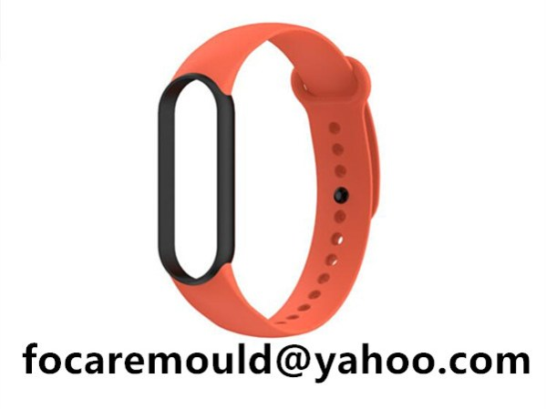 two color watchband mold