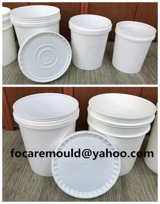 china mould bucket