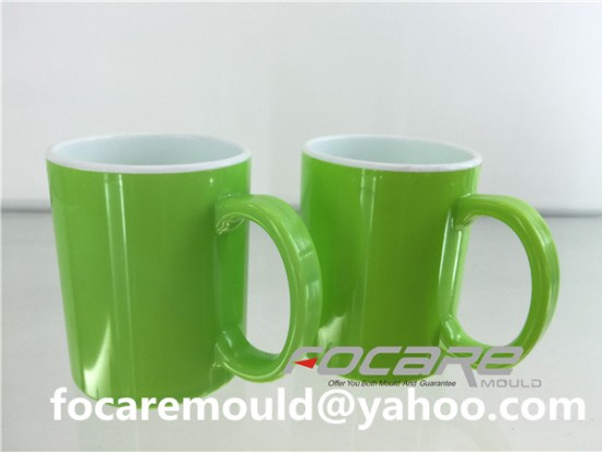 two color cup mold houseware mold