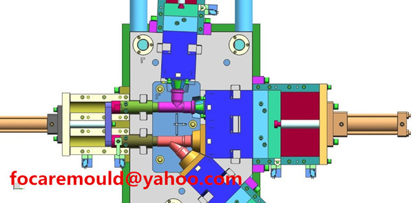 china pipe fitting mold maker