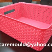 rattan design basket molds