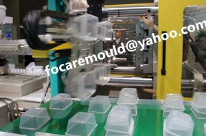 thin wall high speed injection moulding