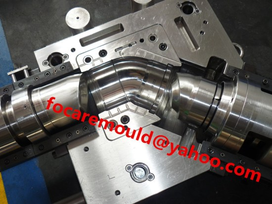 PVC fitting mold supply
