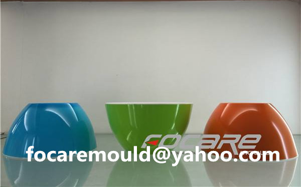 China 2k molds multi component mold