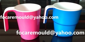 China rotary mug mold manufacturer
