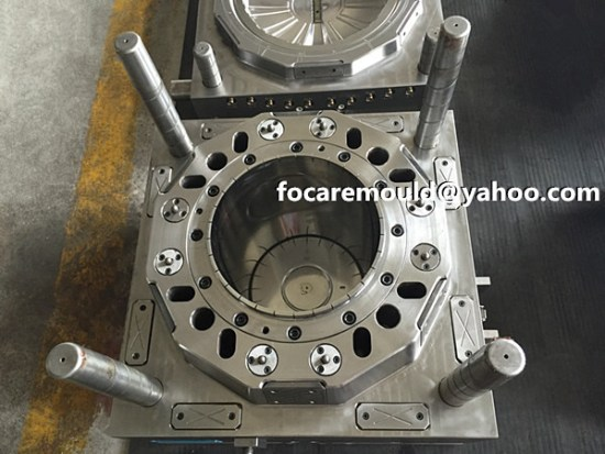 high speed bucket mold