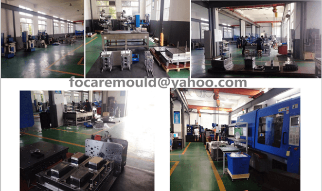 die mold maker China