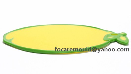 two color cutting board mold China maker