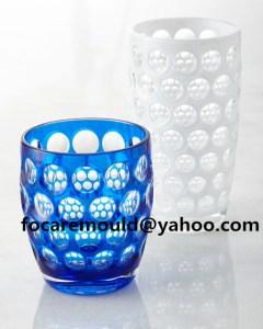 China 2K bubble mug mold
