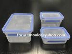 China 2K food storage box mold