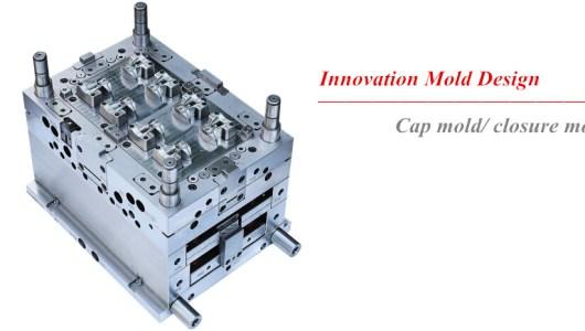China flip top cap mold maker