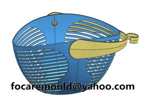 plastic basket home ware