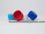 China bottled water cap mold