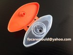 China two color snap top closure mold