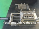 China unscrewing cap injection mold