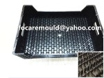 plastic crate mold for plants seeding