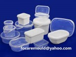 plastic injection mold paint bucket