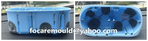 2k junction box mold